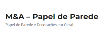 Painéis Fotográficos de Paisagens Lapa Baixa - Painel Fotográfico de Cachoeira - M&A - Papel de Parede