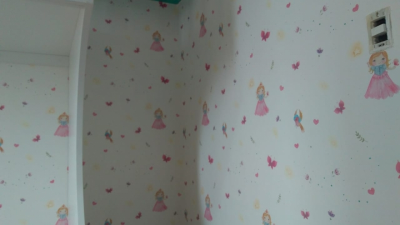 Loja de Papel de Parede Infantil Vila Augusto - Papel de Parede Feminino