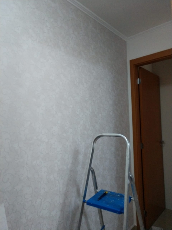 Papéis de Parede para Sala de Apartamento Vila Leopoldina - Papel de Parede para Sala de Jantar