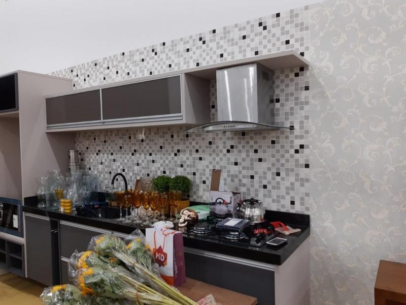 Papéis para Parede de Cozinha Vila Sônia - Papel para Parede de Cozinha