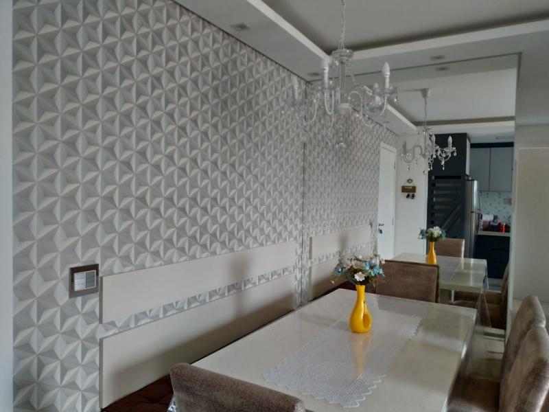 Papel de Parede para Sala de Apartamento Valor Perdizes - Papel de Parede para Sala de Jantar