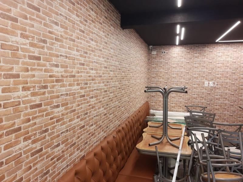 Papel de Parede para Sala de Jantar Valor Zona Oeste - Papel de Parede para Sala com Tv