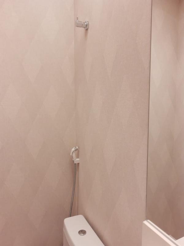 Papel para Parede de Banheiro Jardim Everest - Papel para Parede de Cozinha