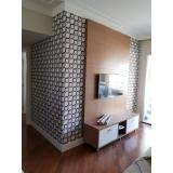loja de papel de parede para sala com tv Vila Anastácio