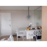 loja de papel de parede para sala de jantar Vila Romana