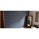 onde encontrar papel de parede para quarto de casal Freguesia do Ó