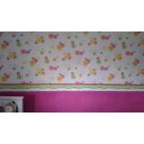 onde encontro papel de parede para quarto colorido Parque São Domingos