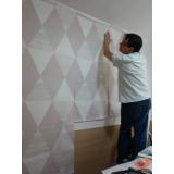 onde encontro papel de parede para quarto de bebê Parque Residencial da Lapa