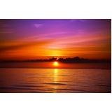 painel fotográfico de paisagens Vila Caborne