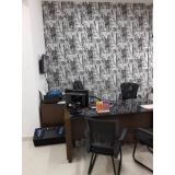 papéis de parede para escritório São Domingos