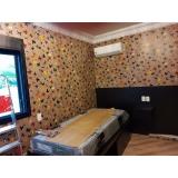 papéis de parede para quarto colorido Vila Barreto
