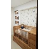 papéis de parede para quarto de bebê Jaraguá