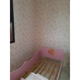 papéis de parede para quarto feminino Vila Caborne