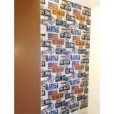 papéis de parede para quarto masculino City Lapa