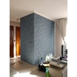 papéis de parede para sala com tv Vila Bandeirantes