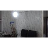 papéis de parede para sala fundo de tv Vila Anastácio
