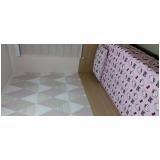 papel de parede para quarto de bebê Pinheiros