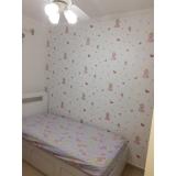 papel de parede para quarto feminino preço Jardim Guedala