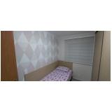 papel de parede para quarto infantil Jardim Monte Kemel