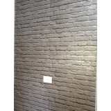 papel de parede para quarto masculino preço Jardim Everest