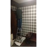 papel de parede para sala comercial alto da providencia