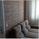 papel de parede para sala pequena valor Bairro do Limão
