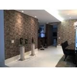 papel de parede para salas valor Pinheiros