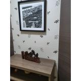 quanto custa papel de parede para sala de apartamento Jardim Adhemar de Barros