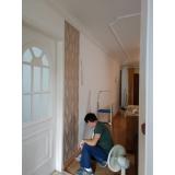 quanto custa papel de parede para sala estar Vila chalot