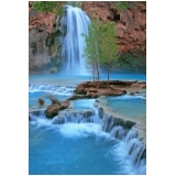 venda de painel fotográfico de cachoeira Rio Pequeno